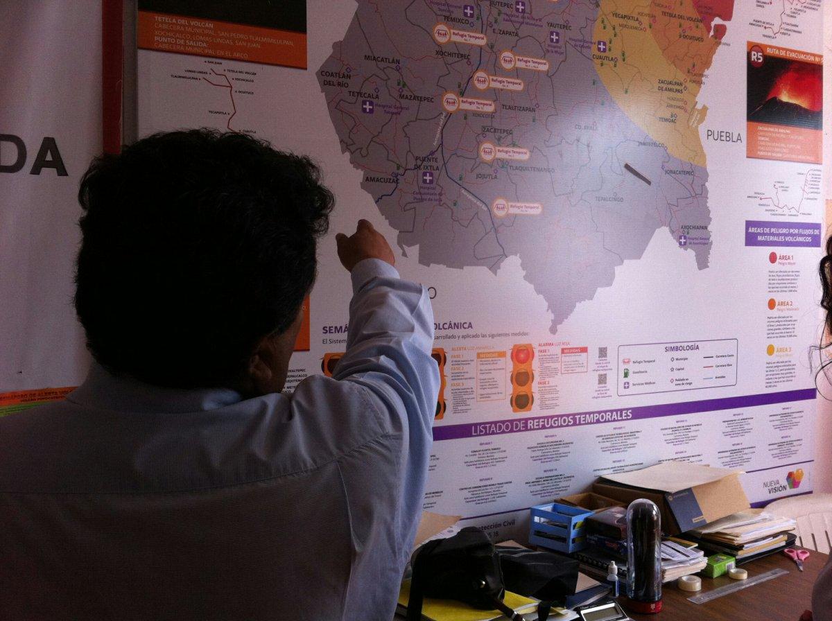 Siete años de omisión en Morelos para la prevención de riesgos por el Popocatépetl:CUPREDER